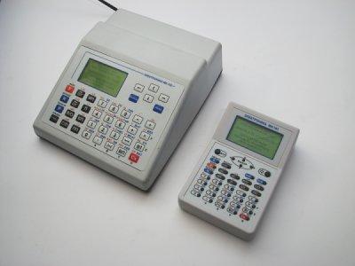 МК-152 и его портативный младший брат МК-161