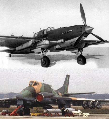 Ил-2 и Ил-102