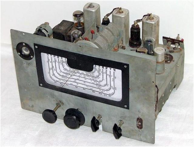 Трансляционнный приемник ПТС-47 из комплекта радиоузла УТС-48, обслуживавшего около 150 абонентов