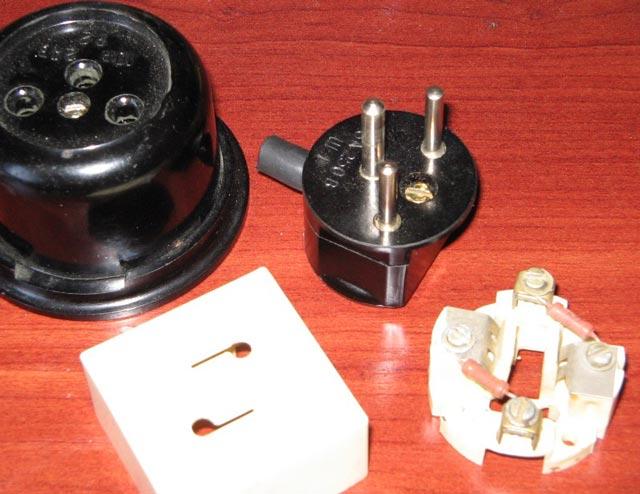 Еще один вариант установки ограничительных резисторов