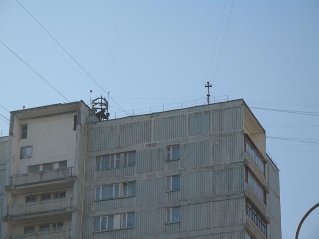 Трансформаторная подстанция на улице маршала Полубоярова, д. 20, к. 2