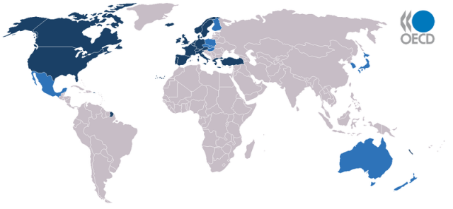 OECD-memberstates