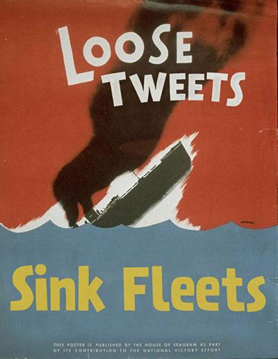 Loose-tweets-sink-fleets