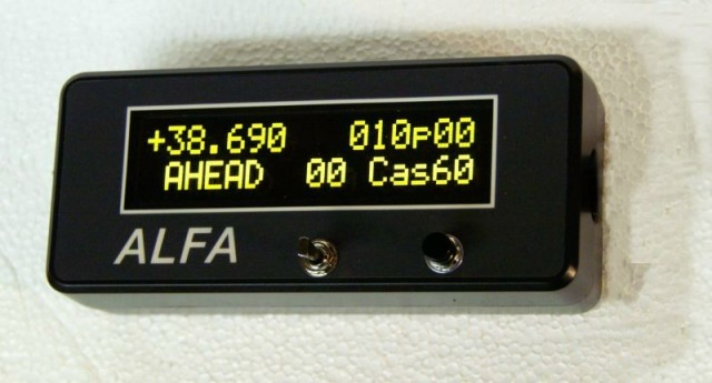 alpha-driver-display