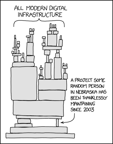 xkcd-dependency